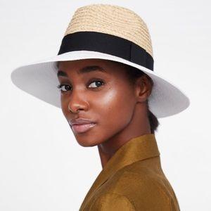 Zara Panama hat
